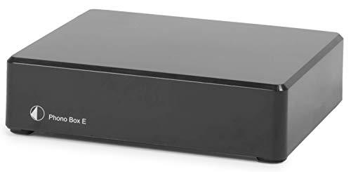 Pro-Ject Phono Box E Phonograph Preamplifier (Black)