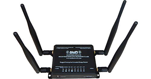 MOFI4500-4GXeLTE-SIM4-COMBO 4G/LTE Router AT&T T-Mobile Verizon Embedded SIM with Band 12