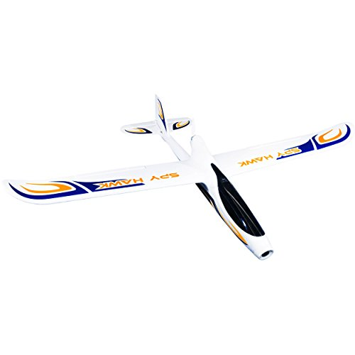 Hubsan H301S Spy Hawk RC Airplane with FPV (White)