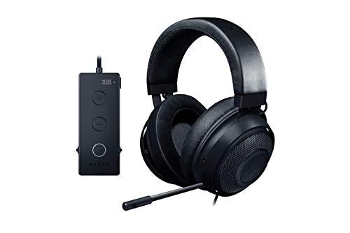 Razer Kraken Tournament Edition Gaming Headset - THX Spatial Audio - Black