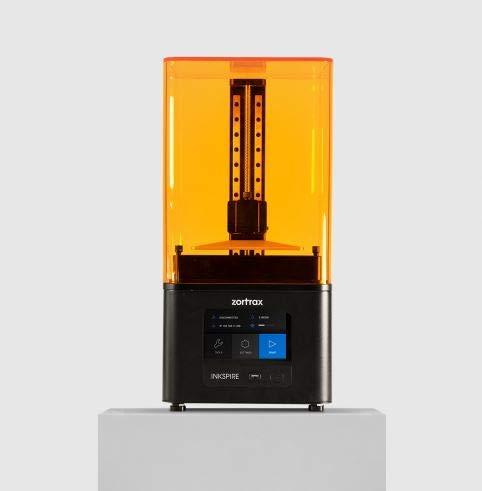 ZORTRAX INKSPIRE SLA 3D Printer