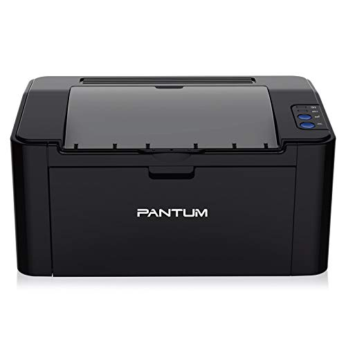 Pantum P2502W Monochrome Home Laser Printer with Wireless Networking and Mobile Printing for Home Use