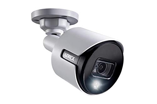 Lorex C581DA 5MP HD Active Deterrence Security Camera Works with Select Lorex DVR's See Details for Compatibility