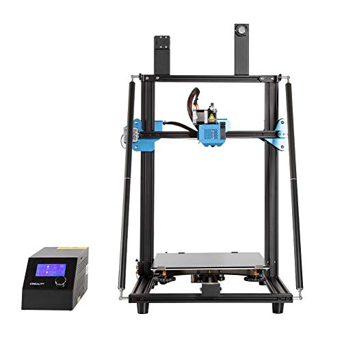 Creality CR-10 V3 3D Printer New Version with Titan Direct Drive, Silent Motherboard Installed and MeanWell Power Supply Large Build Volume 300x300x400mm