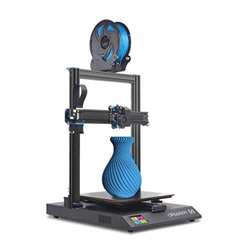 Artillery Sidewinder X1 3D Printer V4 Model with Silent Printing Direct Drive Extruder Filament Runout Detection 300x300x400