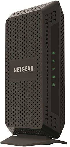 NETGEAR Cable Modem CM600 - Compatible With All Cable Providers Including Xfinity by Comcast, Spectrum, Cox | For Cable Plans Up to 960 Mbps | DOCSIS 3.0