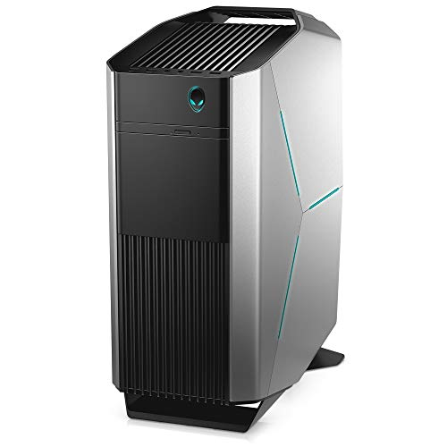 Alienware Aurora R8 Desktop, 9th Gen Intel Core i7 9700, NVIDIA GeForce RTX 2070, 8GB GDDR6 (Overclockable), 256GB SSD Boot + 2TB 7200 RPM, 16GB RAM, AWAUR8-7787SLV-PUS