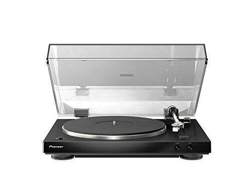 Pioneer PL-30-K Audiophile Stereo Turntable with Dual-Layered Chassis and Phono EQ