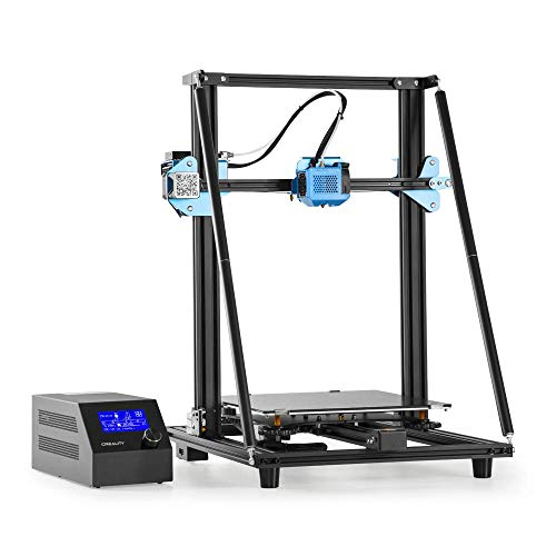 Official Creality CR-10 V3 3D Printer New Version with Titan Direct Drive, Silent Motherboard Installed and Meanwell Power Supply Large Build Volume 300x300x400mm