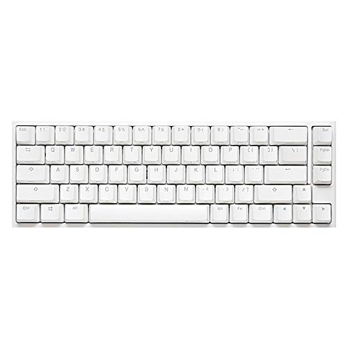 Ducky One 2 SF Pure White (Silver Switches)