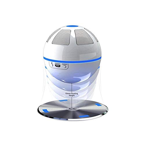 ICE Orb Levitating/Floating Wireless Portable Bluetooth Speaker