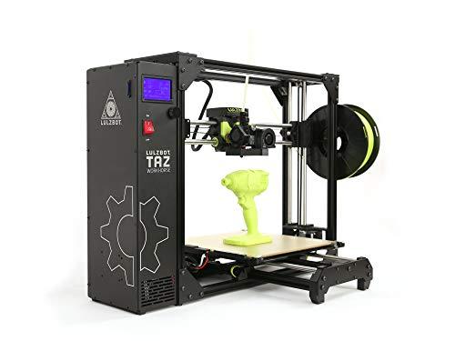 LulzBot KT-PR0051NA TAZ Workhorse 3D Printer