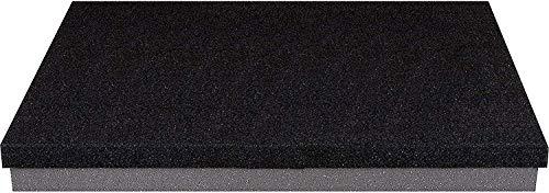 Record Player Turntable Isolation Platform MDF Anti Feedback Vibration Hum Sound Absorbing