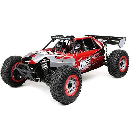 Losi RC Truck 1/5 DBXL-E 2.0 4WD Desert Buggy Brushless RTR with Smart, Body, LOS05020T2