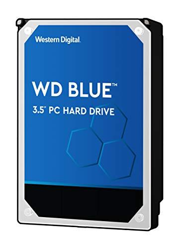 WD Blue 1TB PC Hard Drive - 7200 RPM Class, SATA 6 Gb/s, 64 MB Cache, 3.5' - WD10EZEX