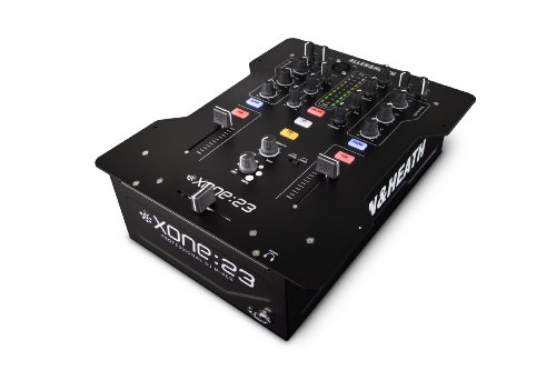 Allen & Heath XONE:23 2-Plus-2 Channel DJ Mixer