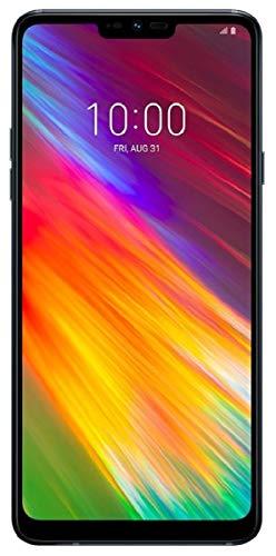 LG G7 Fit (64GB, 4GB RAM) 6.1' Display, 4G LTE Dual SIM GSM Factory Unlocked Phone with IP68 Water Resistant, Boombox Speaker Q850EAW - Black…
