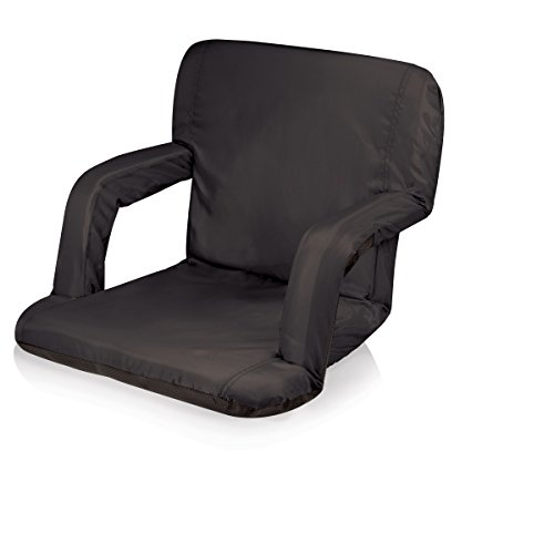 ONIVA - a Picnic Time Brand - Ventura Reclining Stadium Seat for Bleachers with Back Support