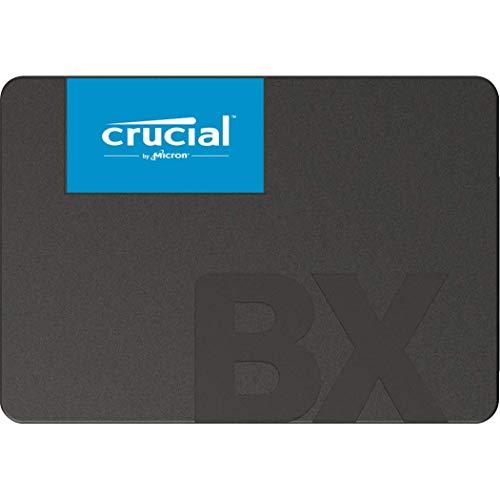 Crucial BX500 1TB 3D NAND SATA 2.5-Inch Internal SSD, up to 540MB/s - CT1000BX500SSD1Z