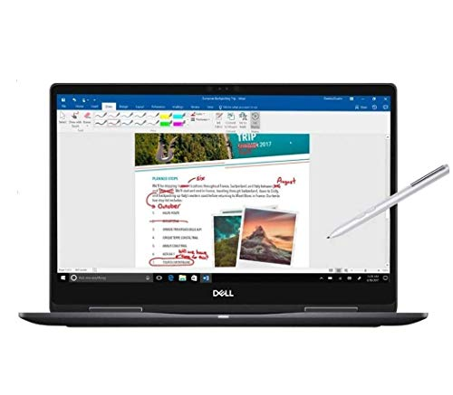 2019 Dell Inspiron 15 7000 7573 15.6' 4K UHD Touchscreen (3840x2160) 2-in-1 Laptop (Intel Quad-Core i7-8550U, 16GB DDR4, 256GB M.2 SSD, MX130 2GB) Backlit, HDMI, Type-C, Bluetooth, Windows 10 64-bit