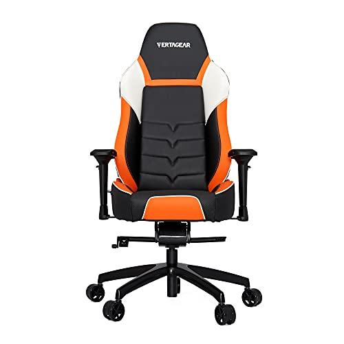 Vertagear P-Line 6000 Racing Series Gaming Chair, X-Large, Black