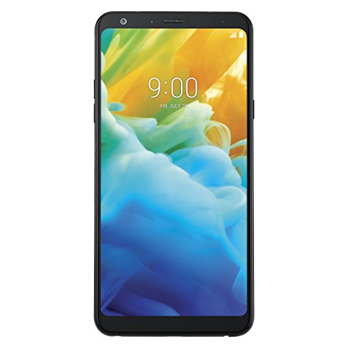 LG Q Stylus Alpha (32GB) Dual SIM 6.2' FHD+ Display, 4G LTE GSM Factory Unlocked Phone with IP68 Water Resistant Q710HSW (Blue)
