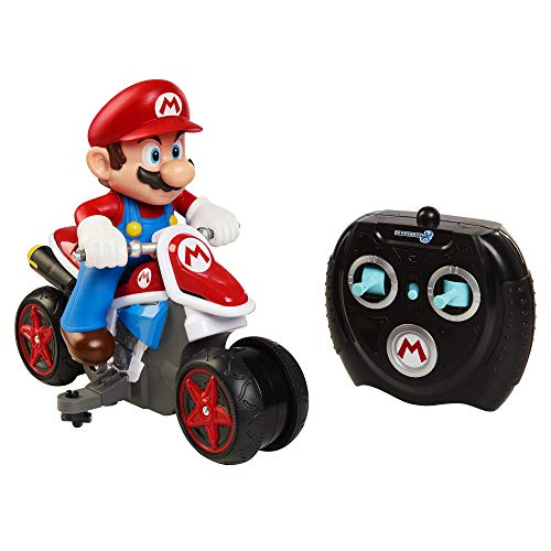 Nintendo Super Mario Kart 8 Mario Anti-Gravity RC Motorcycle 2.4Ghz