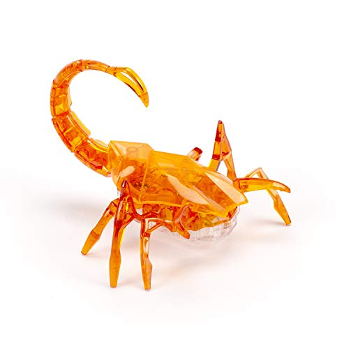 HEXBUG Scorpion, Electronic Autonomous Robotic Pet, Ages 8 and Up (Random Color)