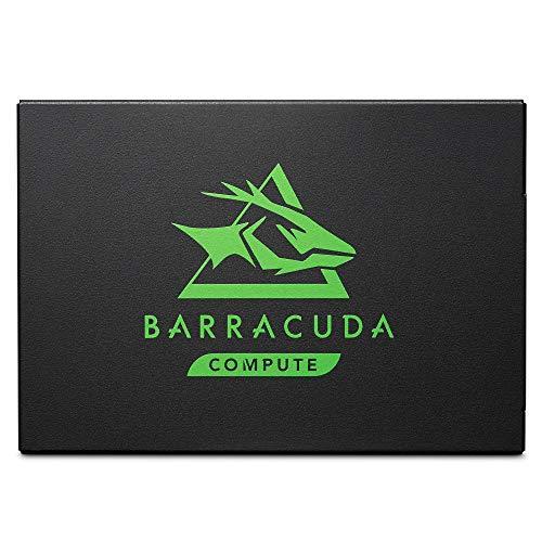 Seagate BarraCuda 120 SSD 2TB Internal Solid State Drive – 2.5 Inch SATA 6GB/S for Computer, Desktop, PC, & Laptop (ZA2000CM10003)