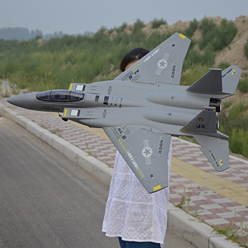 vory 1.1 Meter F15 EPO Shockproof 2.4G RC Airplane arf Remote Control rc Eagle Hawk Type Light Fighter rtf rc Plane