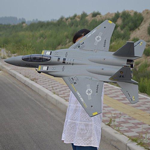 1.1 Meter F15 EPO Shockproof 2.4G RC Airplane arf Remote Control rc Eagle Hawk Type Light Fighter rtf rc Plane
