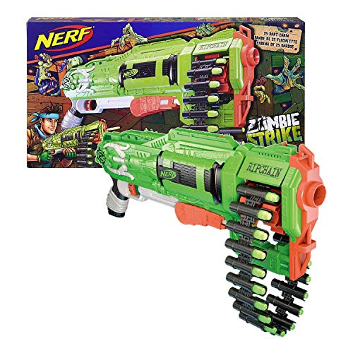 Nerf Zombie Ripchain Combat Blaster