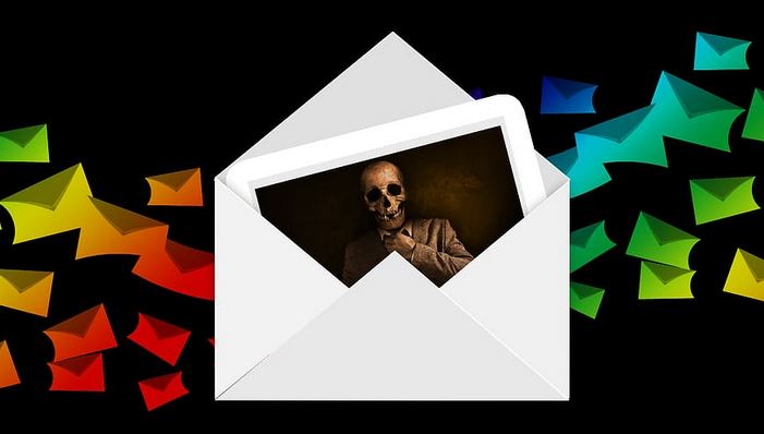 can you get a virus from opening an email on your phone