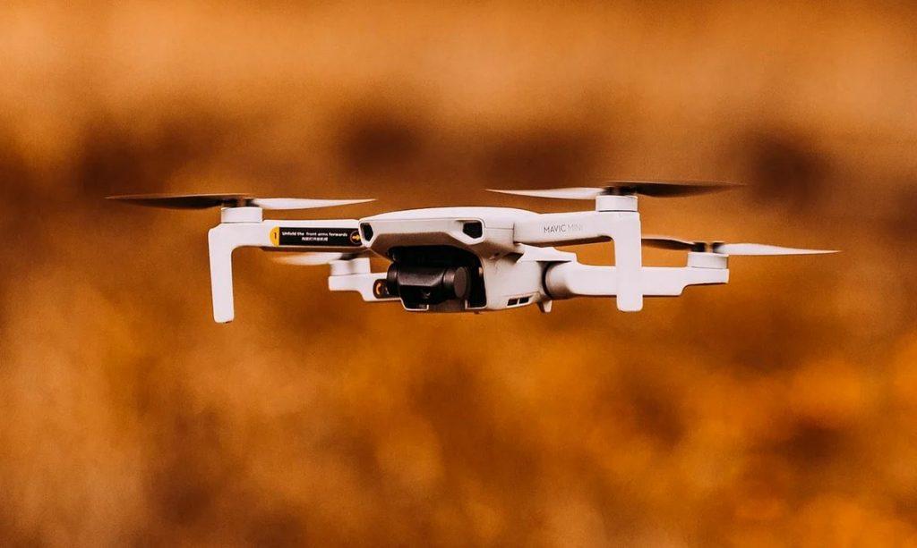 micro drone with camera